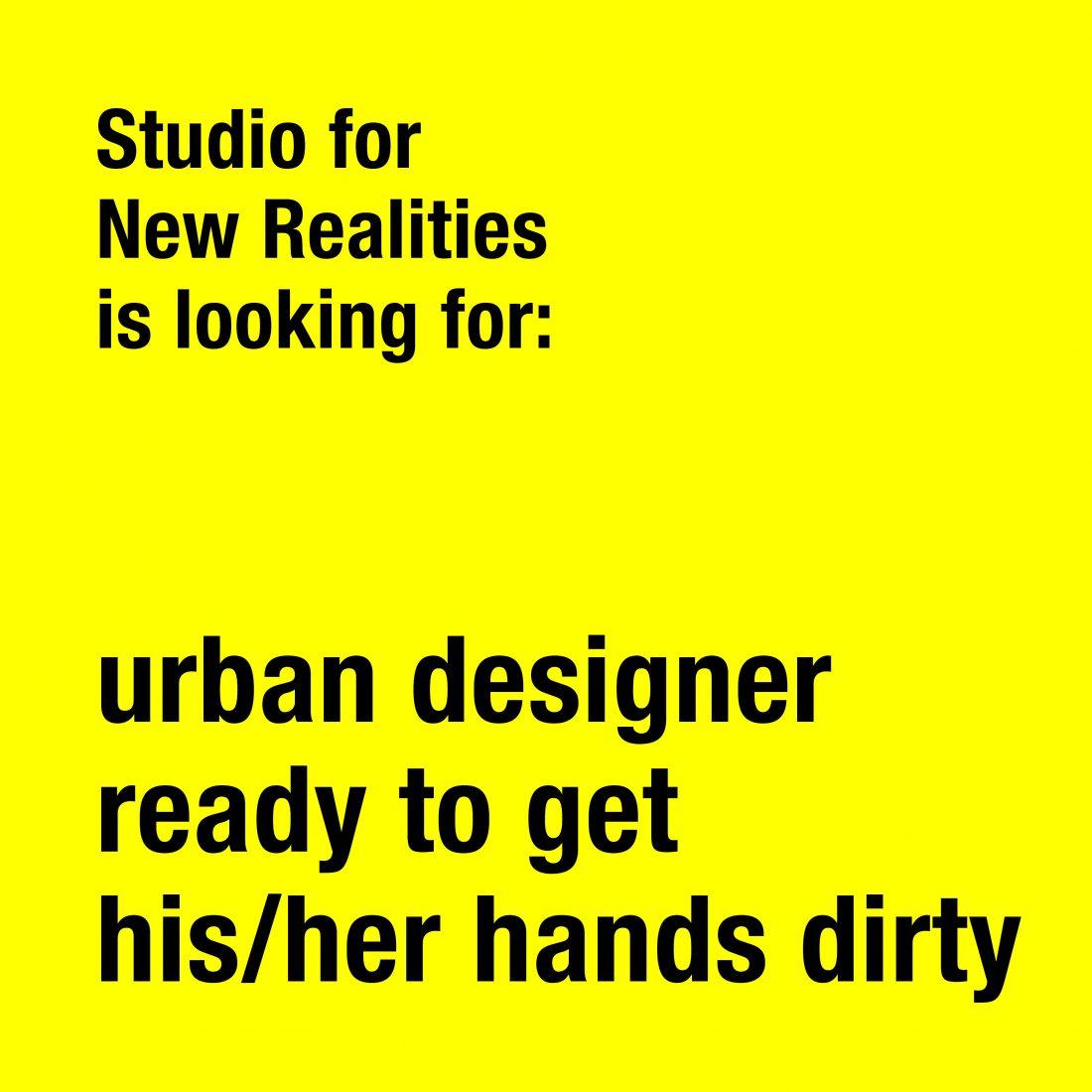 210601 Urban Designer helderder geel