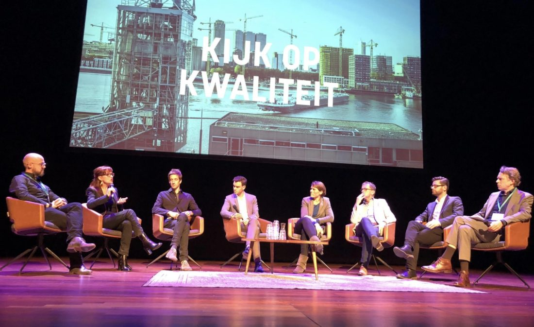 Stadmakerscongres Rotterdam