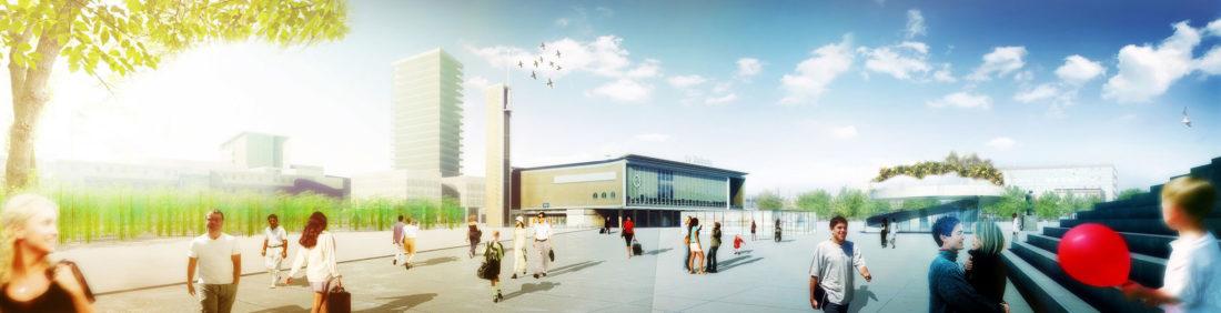 Eindhoven open ruimte